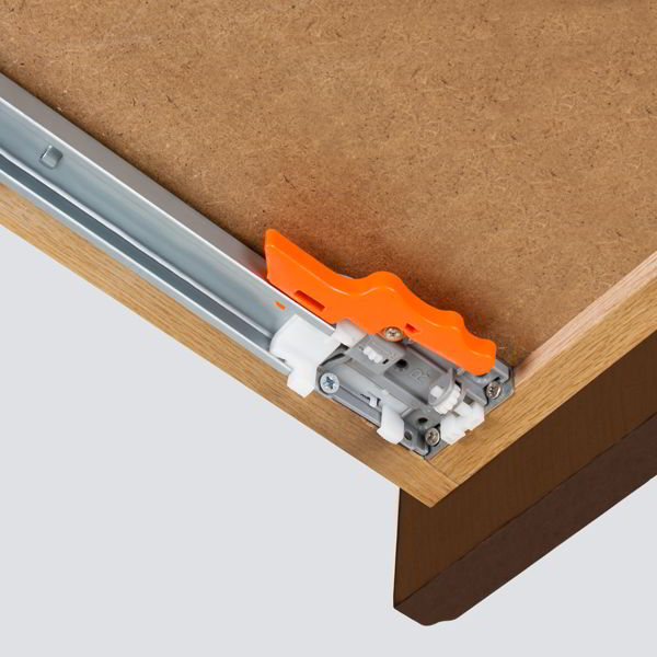Concealed Drawer Slides